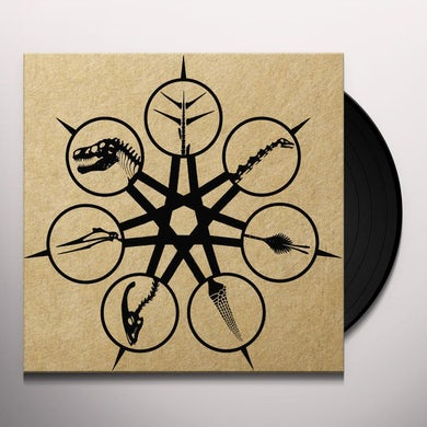 Ian Cooke ANTIQUASAURIA Vinyl Record