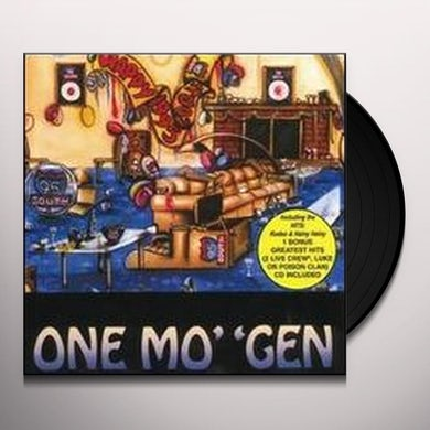 ONE MO GEN Vinyl Record
