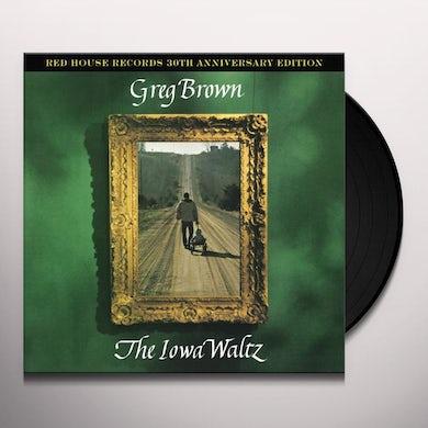 IOWA WALTZ - 40 ANNIVERSARY Vinyl Record