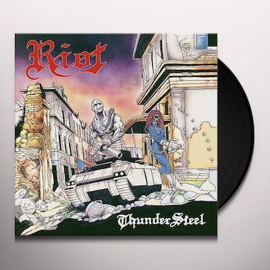 Riot THUNDERSTEEL (30TH ANNIVERSARY EDITION) Vinyl Record