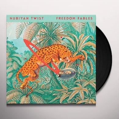 Nubiyan Twist Freedom Fables Vinyl Record