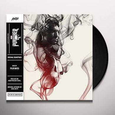 Tyler Bates THE PUNISHER (ORIGINAL NETFLIX SOUNDTRACK) Vinyl Record