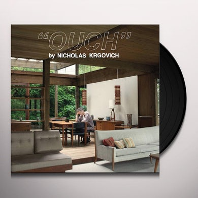 Nicholas Krgovich Ouch Vinyl Record