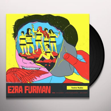 Ezra Furman Twelve Nudes Vinyl Record