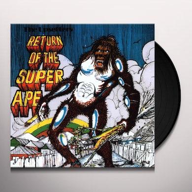 Lee Scratch Perry RETURN OF THE SUPER APE Vinyl Record