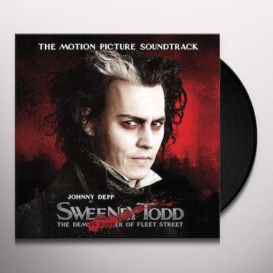 Sweeney Todd: The Demon Barber Vinyl Record