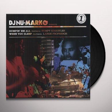 Dj Nu-Mark BROKEN SUNLIGHT 1 Vinyl Record