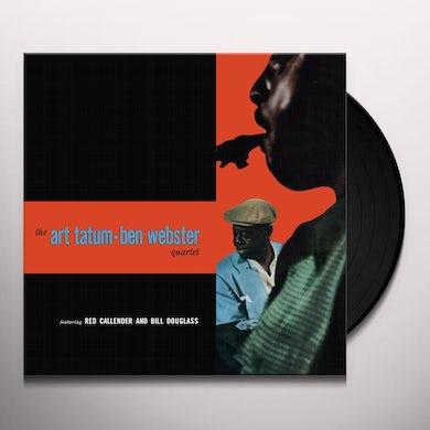 Art Tatum Quartet Vinyl Record