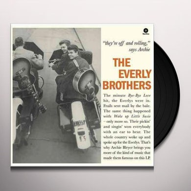 The Everly Brothers Vinyl Record