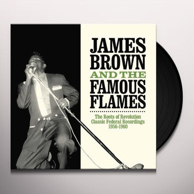 James Brown & The Fabulous Flames ROOTS OF REVOLUTION Vinyl Record