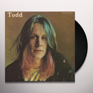 Todd Rundgren Todd (Gold 180 Gram) Vinyl Record