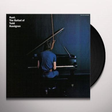 Runt: The Ballad of Todd Rundgren (Transparent Blue 180 Gram) Vinyl Record