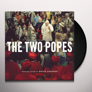 The Two Popes (Soundtrack) Vinyl Record