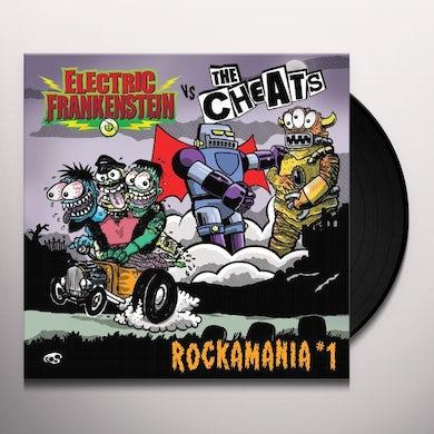 ROCKAMANIA 1 Vinyl Record