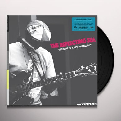 Damu The Fudgemunk / Raw Poetic REFLECTING SEA (WELCOME TO A NEW PHILOSOPHY) Vinyl Record