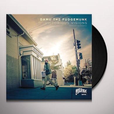 Damu The Fudgemunk VICTORIOUS VISIONS (DREAMS & VIBRATIONS INSTRUMENT Vinyl Record