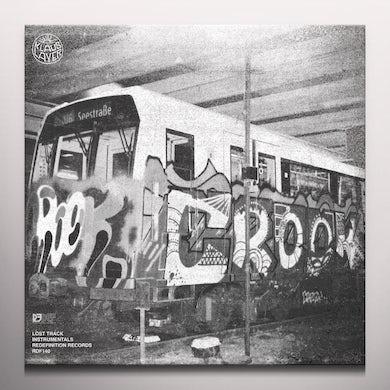 INSTRUMENTALS FROM LOST TRACK (SILVER VINYL) Vinyl Record