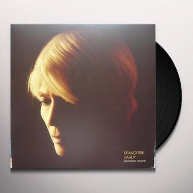 Françoise Hardy PERSONNE D'AUTRE Vinyl Record