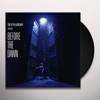 Kate Bush BEFORE THE DAWN Vinyl Record