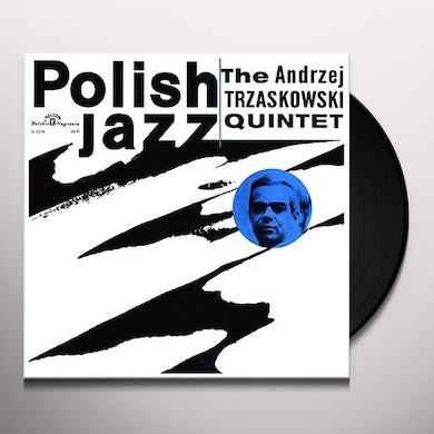 ANDRZEJ TRZASKOWSKI QUINTET (POLISH JAZZ) Vinyl Record