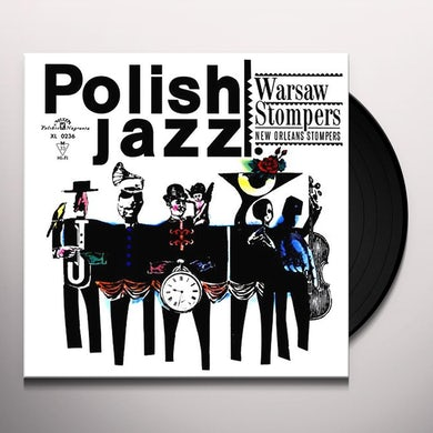 Warsaw Stompers NEW ORLEANS STOMPERS (POLISH JAZZ) Vinyl Record