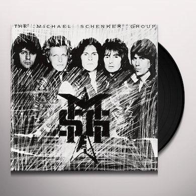 Michael Schenker Group  MSG Vinyl Record