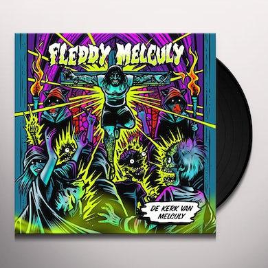 Fleddy Melculy DE KERK VAN MELCULY Vinyl Record