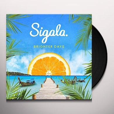 Sigala BRIGHTER DAYS Vinyl Record