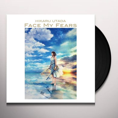 Hikaru Utada FACE MY FEARS Vinyl Record