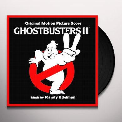 GHOSTBUSTERS II - Original Soundtrack Vinyl Record
