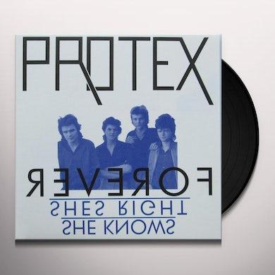 Protex FOREVER Vinyl Record
