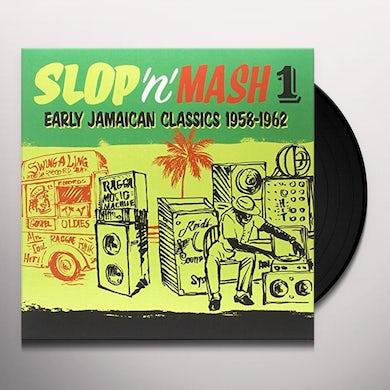 Slop 'N' Mash Vol. 1: Early Jamaican Classics 1958 Vinyl Record