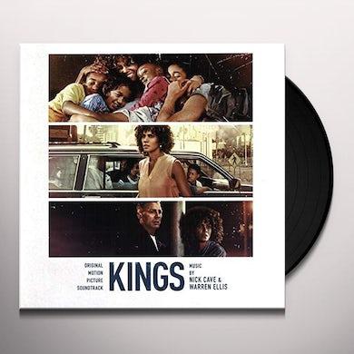 Nick Cave / Warren Ellis KINGS / Original Soundtrack Vinyl Record