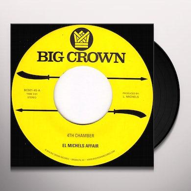 El Michels Affair 4TH CHAMBER / SNAKES Vinyl Record