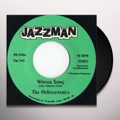 The Heliocentrics WINTER SONG/DANCE OF THE DOGON Vinyl Record