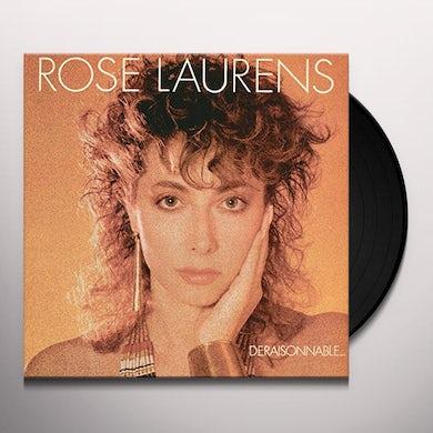 Rose Laurens DERAISONNABLE Vinyl Record