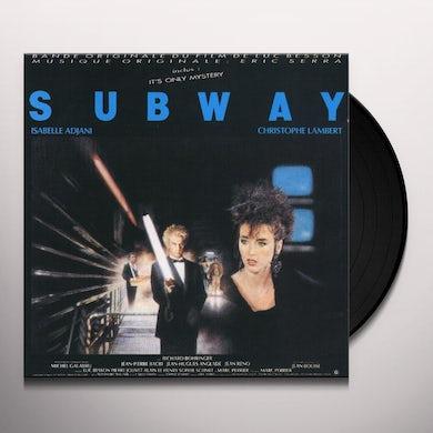 Eric Serra SUBWAY / O.S.T. Vinyl Record