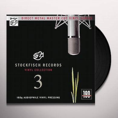 Stockfisch Records Vinyl Col V3 / Var STOCKFISCH RECORDS VINYL COLL V3 / VAR Vinyl Record
