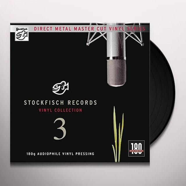Stockfisch Records Vinyl Col V3 / Var