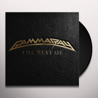 Gamma Ray BEST (OF) Vinyl Record
