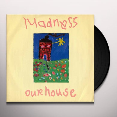 Madness OUR HOUSE Vinyl Record