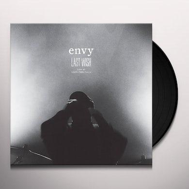 Envy LAST WISH – LIVE AT LIQUIDROOM TOKYO Vinyl Record