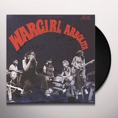 Wargirl ARBOLITA Vinyl Record