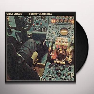 Okta Logue RUNWAY MARKINGS Vinyl Record