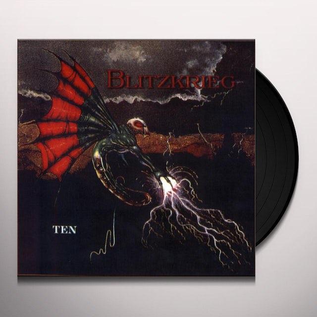 Blitzkrieg TEN Vinyl Record
