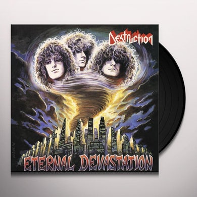 Destruction ETERNAL DEVASTATION Vinyl Record
