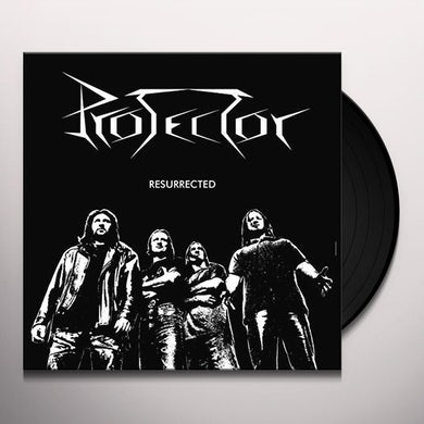 RESURRECTED (TRANSPARENT RED VINYL) Vinyl Record