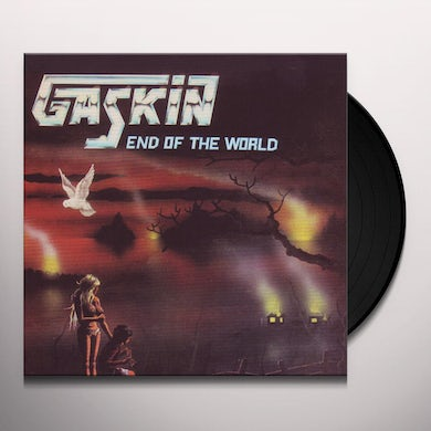 Gaskin END OF THE WORLD Vinyl Record