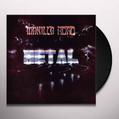 METAL (BONE  VINYL) Vinyl Record