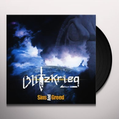 SINS & GREED Vinyl Record